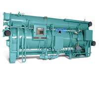 Liberty Air HVAC Specialists Water Cooled Absorption Chiller